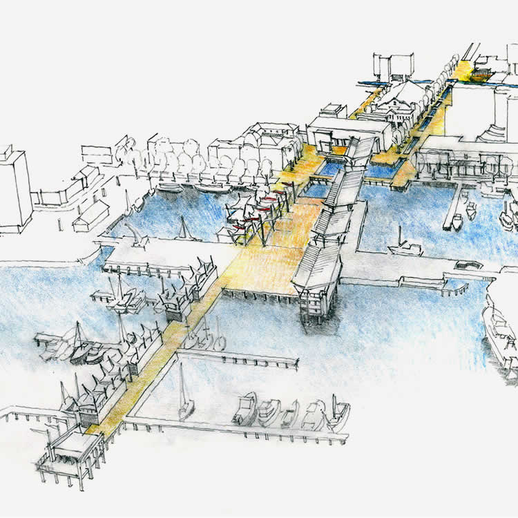 Hobart Waterfront International Design Competition