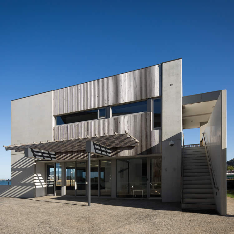 UTAS West Park Lecturer Apartments, Tasmania